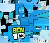 онлайн игра Ben 10 Ultimate Hero Puzzle