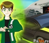 Ben10 Ultimate Drift