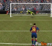 онлайн игра Bicycle Kick Champ 2014