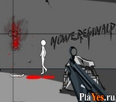 онлайн игра Bloody Day Part 1