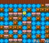 онлайн игра Bomberman Stick