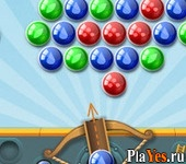 онлайн игра Bubble Shooter 3
