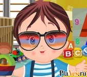 онлайн игра Cute Baby Dress Up