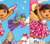 Cute Dora Difference