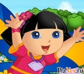 Dora Fairy Dress Up