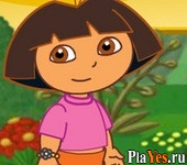 онлайн игра Dora Save the Dog