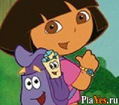 Dora Saves Map