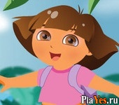 Dora the Explorer Dressup