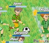 онлайн игра Fantastic Football