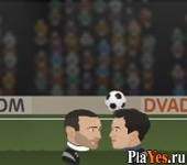 онлайн игра Football Heads: World Cup 2014