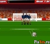 онлайн игра Free Kicks Reloaded