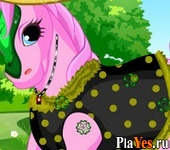 онлайн игра Happy Pony Dress Up