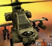 онлайн игра Helicopter Strike Force