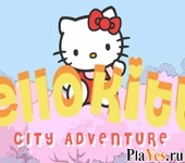 онлайн игра Hello Kitty Adventure
