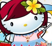 Hello Kitty Dress Up Game