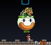 ������ ���� Mario Bowser Battle