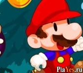 онлайн игра Mario Great Adventure 2