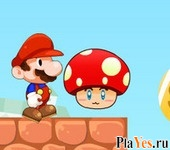 онлайн игра Mario Great Adventure 3