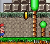онлайн игра Mario Physics Adventure
