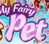 онлайн игра My Fairy Pet