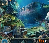 онлайн игра Mystery of the Sea