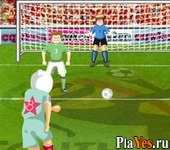 онлайн игра Penalty Kicks