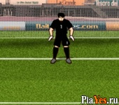 онлайн игра Penalty Shootout 2014