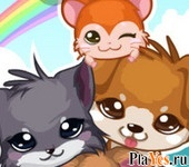 онлайн игра Pretty Pet Care