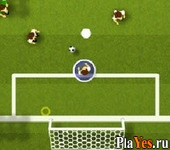 онлайн игра Simple Soccer C.