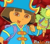 онлайн игра SMT: Dora The Pirate