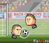 онлайн игра Sports Heads Football: EE