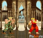 онлайн игра Super Street Fighter 2