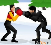 онлайн игра Winter Boxing Two