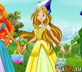 Winx Club Girls