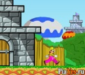 онлайн игра World of Wario